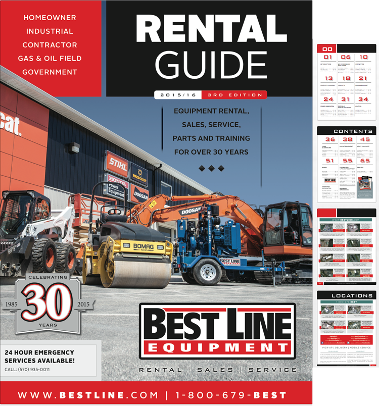 Best Line Equipment Rental Guide